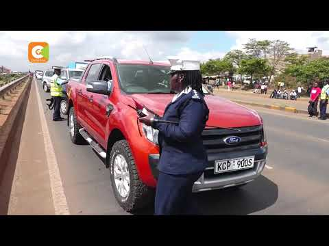 Enforcing traffic laws  |police target private car owners