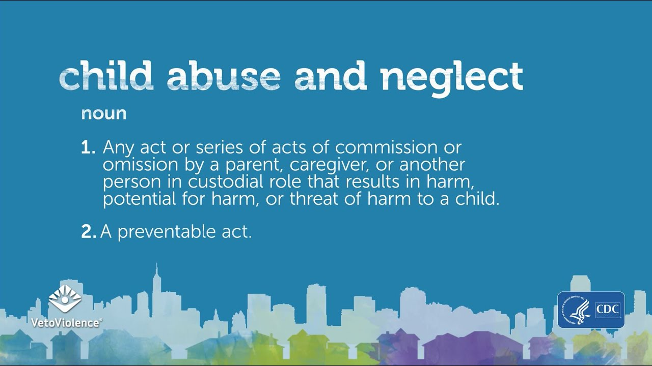 Exposure To Childhood Violence Linked >> Child Abuse And Neglect Prevention Violence Prevention Injury Center Cdc