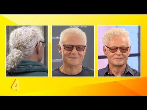 Mutiger Schritt: Nach 51 Jahren einen neuen Haarschnitt!