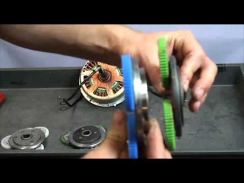 Disassmbling bmc hub motor v1 3 part 2 doovi for Electric bike hub motor planetary gear
