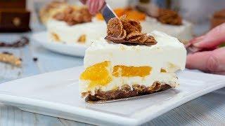 Как приготовить творожный торт без выпечки - Рецепты от Со Вкусом