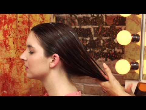 How to Do an Overnight Deep Conditioner on Wet Hair : Mane Street
