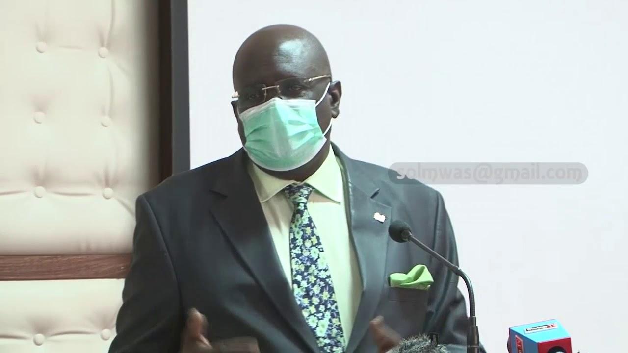 Prof. George Magoha Speech to College Principals on ...