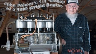 Casting the Wright Brothers Model B Crankcase