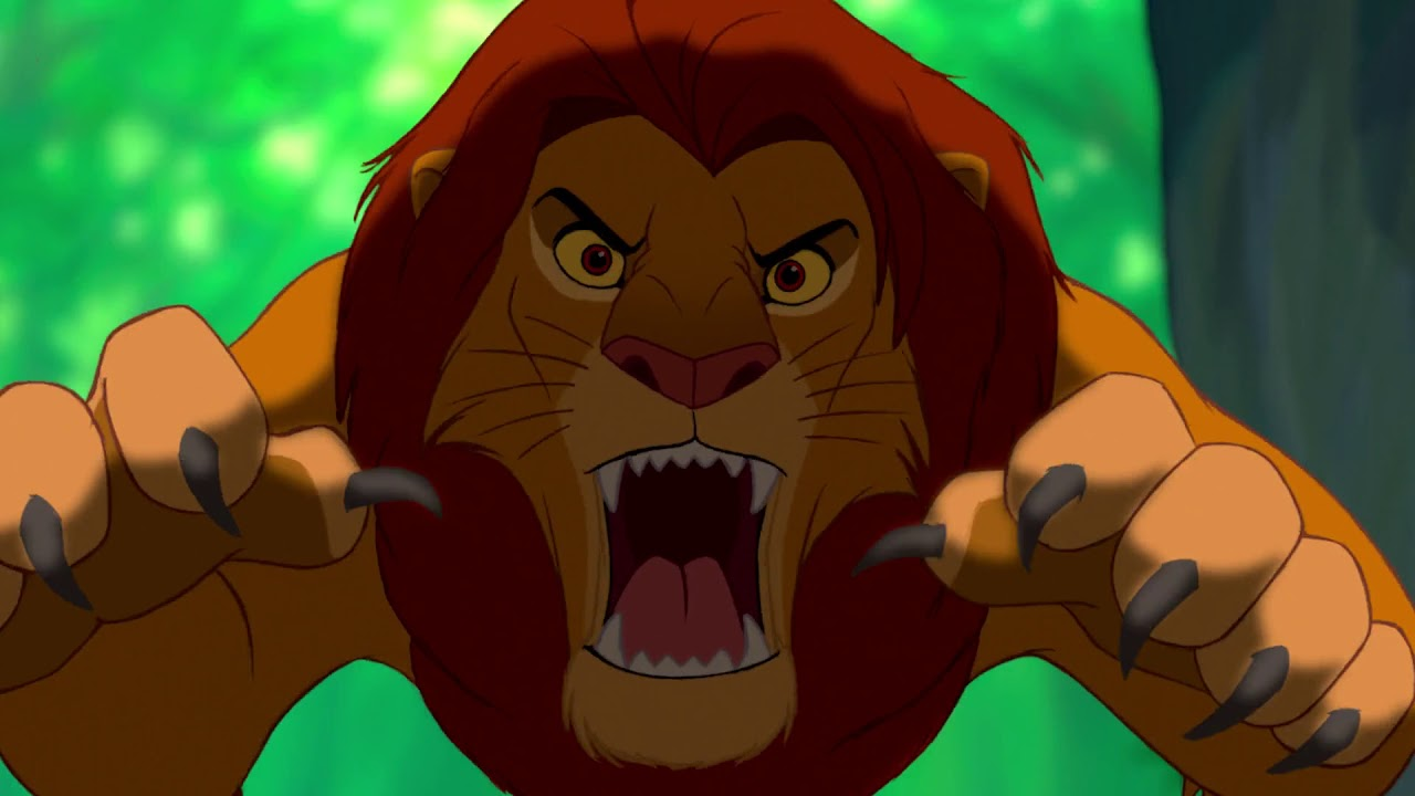 the lion king best scene part 20 hd quality youtube