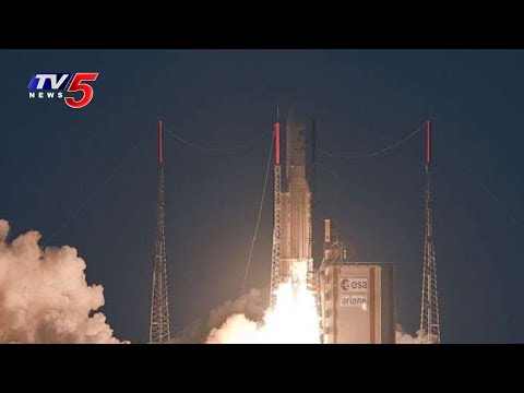 Communication Satellite GSAT-17 Successfully Launched From French Guiana | TV5 News