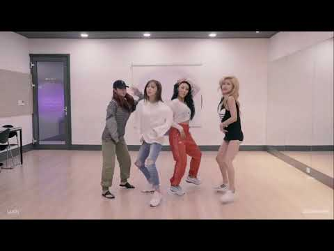 MAMAMOO(마마무) 'EGOTISTIC' DANCE MIRROR