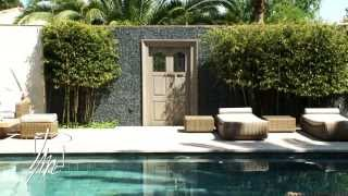 Hotel de luxe Saint Tropez Video Tour