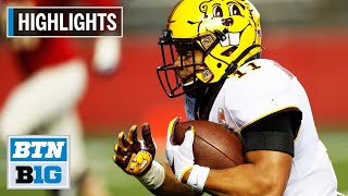 2020 NFL Draft: Minnesota Golden Gophers DB Antoine Winfield Jr. Highlights   B1G Football