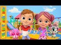 English Nursery Rhymes | Cartoons for Babies by Little Treehouse