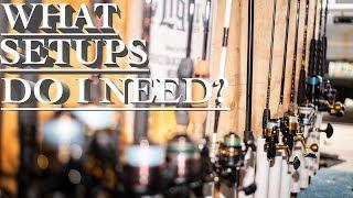 Які вудилища і котушки потрібно для морської каяк Рибалка? Керівництво для початківців каяк риболовлі: Ер 2