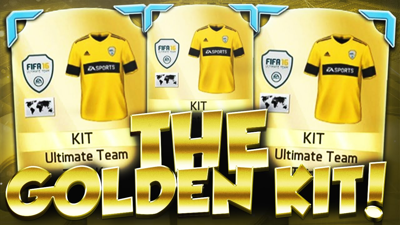 ee730d39d THE GOLDEN KIT TOURNAMENT!!! FIFA 16 ULTIMATE TEAM - YouTube