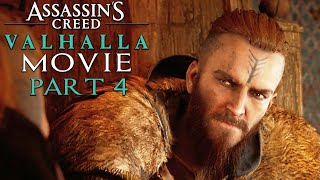 ASSASSIN'S CREED VALHALLA All Cutscenes (PART 4) Game Movie 1080p HD