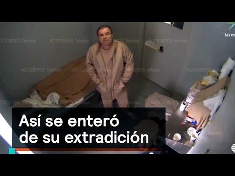 Los últimos momentos del Chapo en México - Despierta con Loret