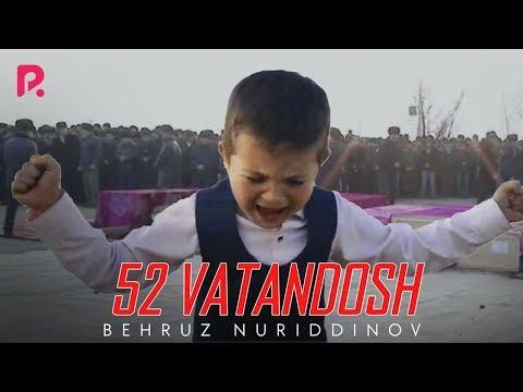 Behruz Nuriddinov - 52 Vatandosh