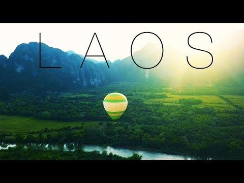 TRAVEL LAOS | Luang Prabang and Vang Vieng