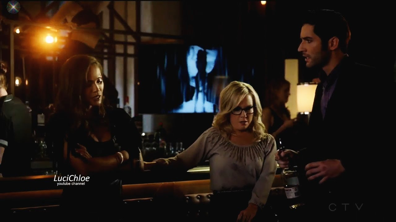 Download Lucifer 3x03 Opening  Scene Maze Lucifer Linda Drinking in Club Season 3 Episode 3 S03E03