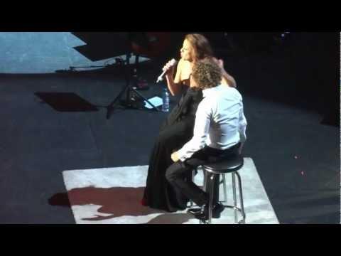 Adoro - David Bisbal y Pastora Soler - Royal Albert Hall 26/09/2012
