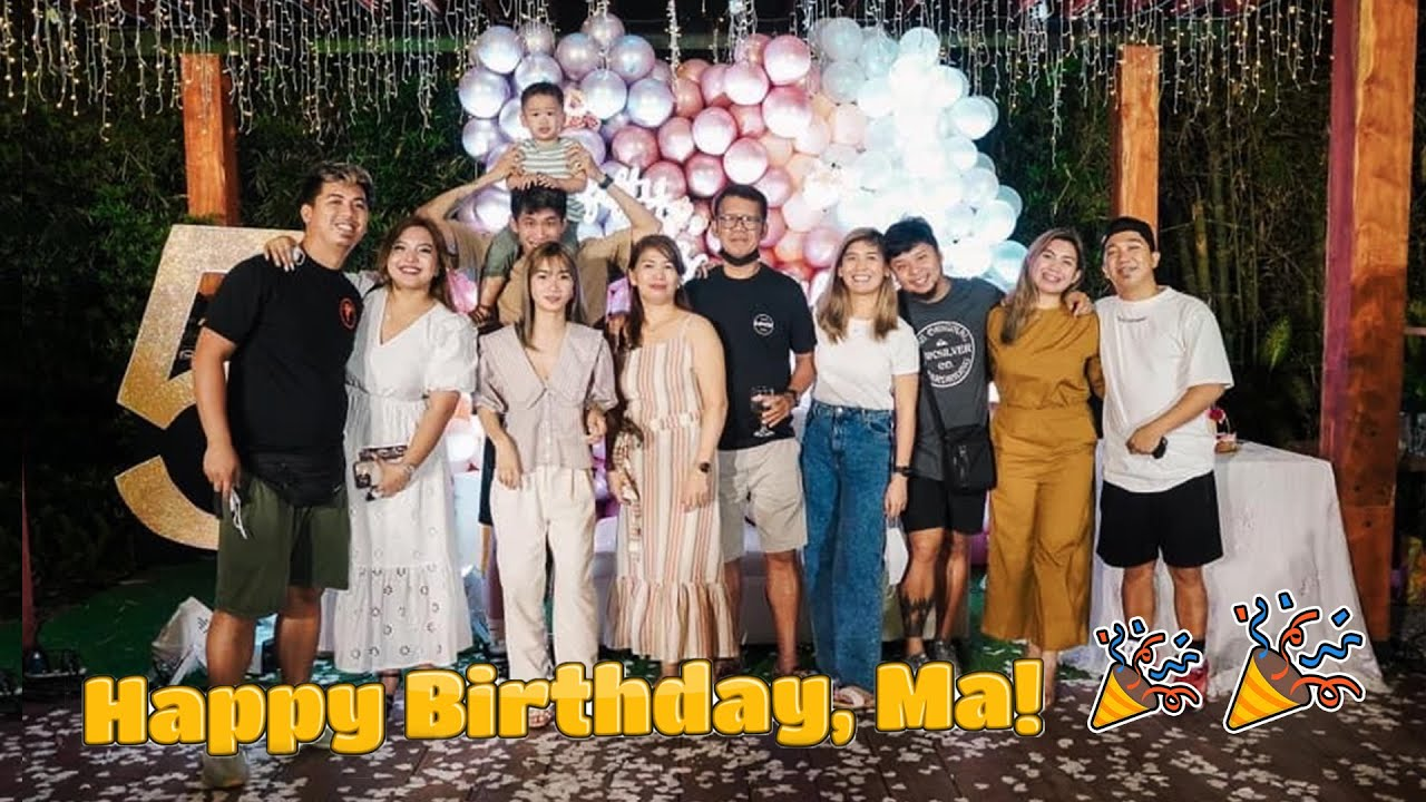Surprise Birthday Party for Mama! 🥳