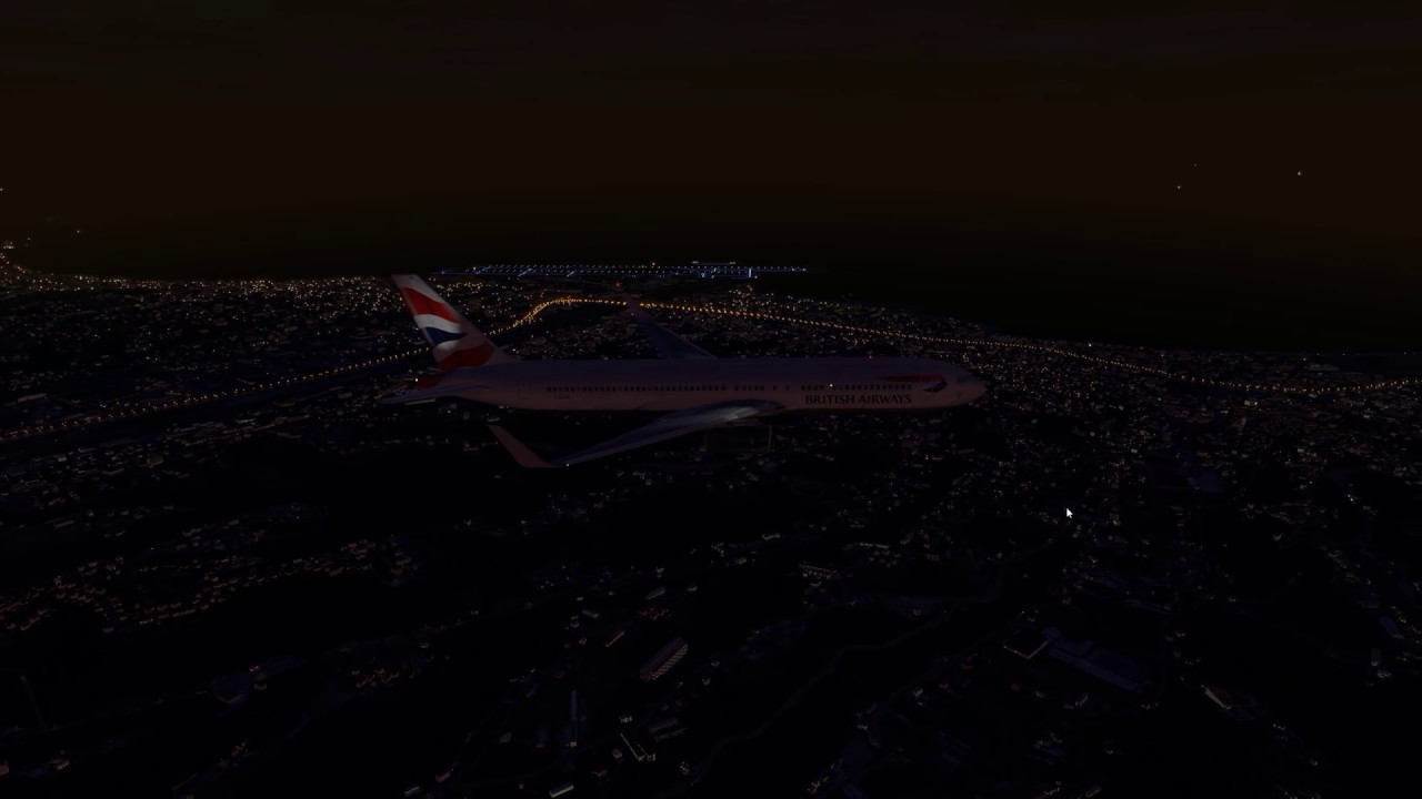 X Plane 11 Flight Factor 767