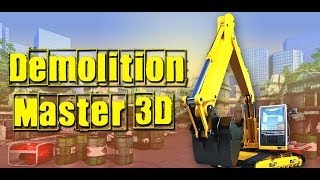 Demolition Master 3D Android GamePlay (HD)