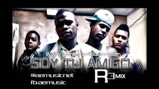 Soy tu Amigo Remix - Leandro M, Damdy b, Roimarrk,Diyan b