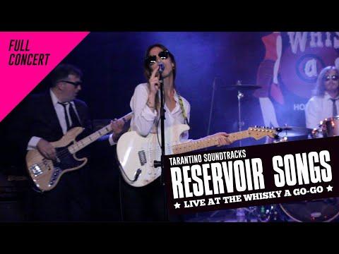 Reservoir Songs | Tarantino Soundtracks Live In LA | Show Completo
