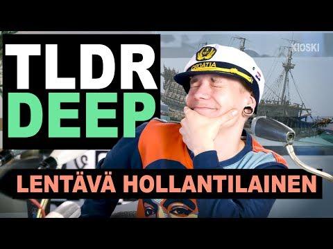 Lentävä Hollantilainen - TLDRDEEP