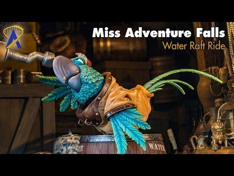 Full POV: Miss Adventure Falls Water Park Ride at Disney's Typhoon Lagoon