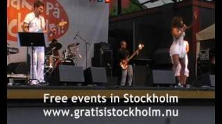 LaGaylia Frazier - Do Right Woman, Do Right Man-Respect - Live at Kungsträdgården, 3(6)