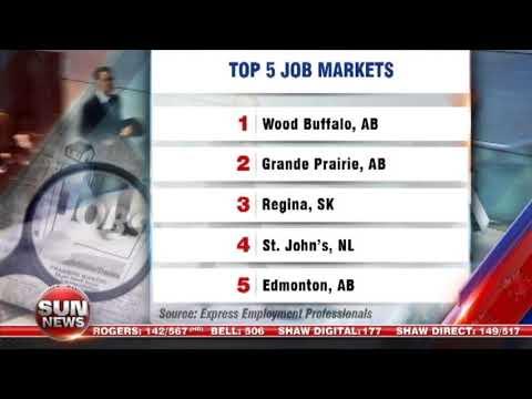 Canada's hottest job markets
