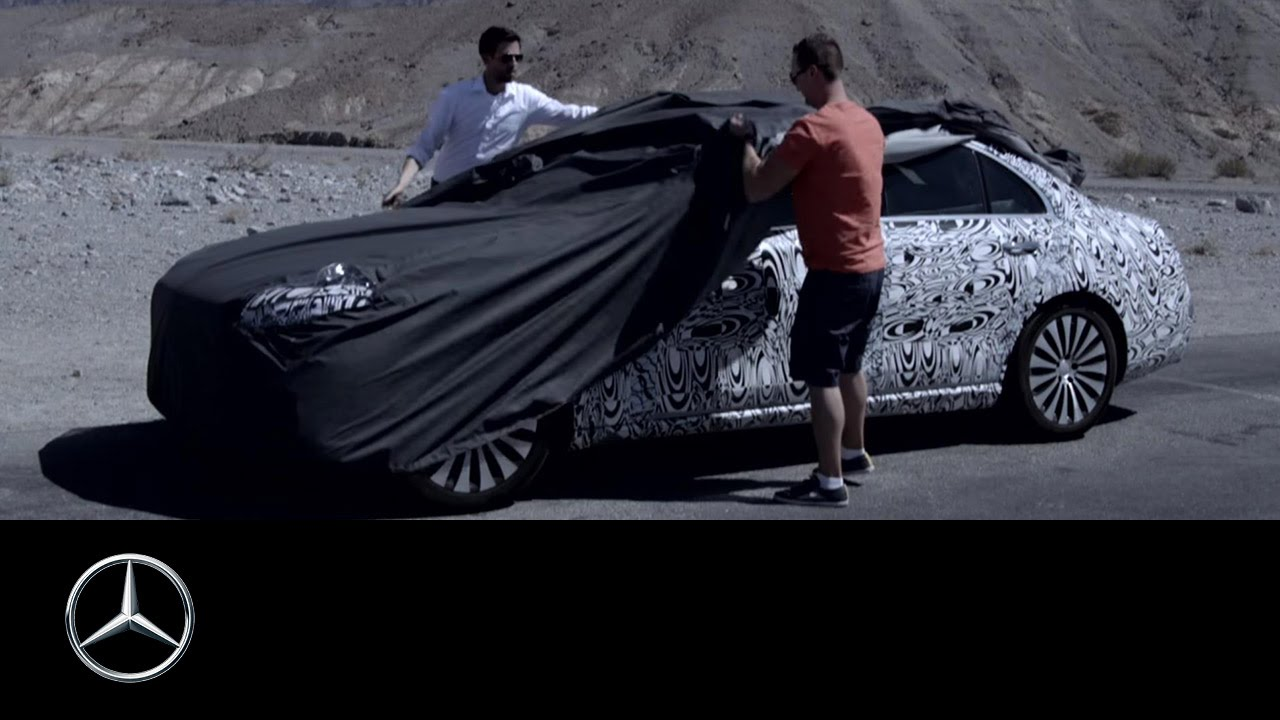 Making of E-Class: the developers - Mercedes-Benz original