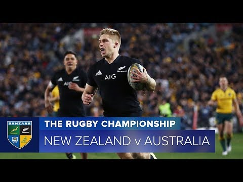 HIGHLIGHTS: 2018 TRC Rd 2: New Zealand v Australia