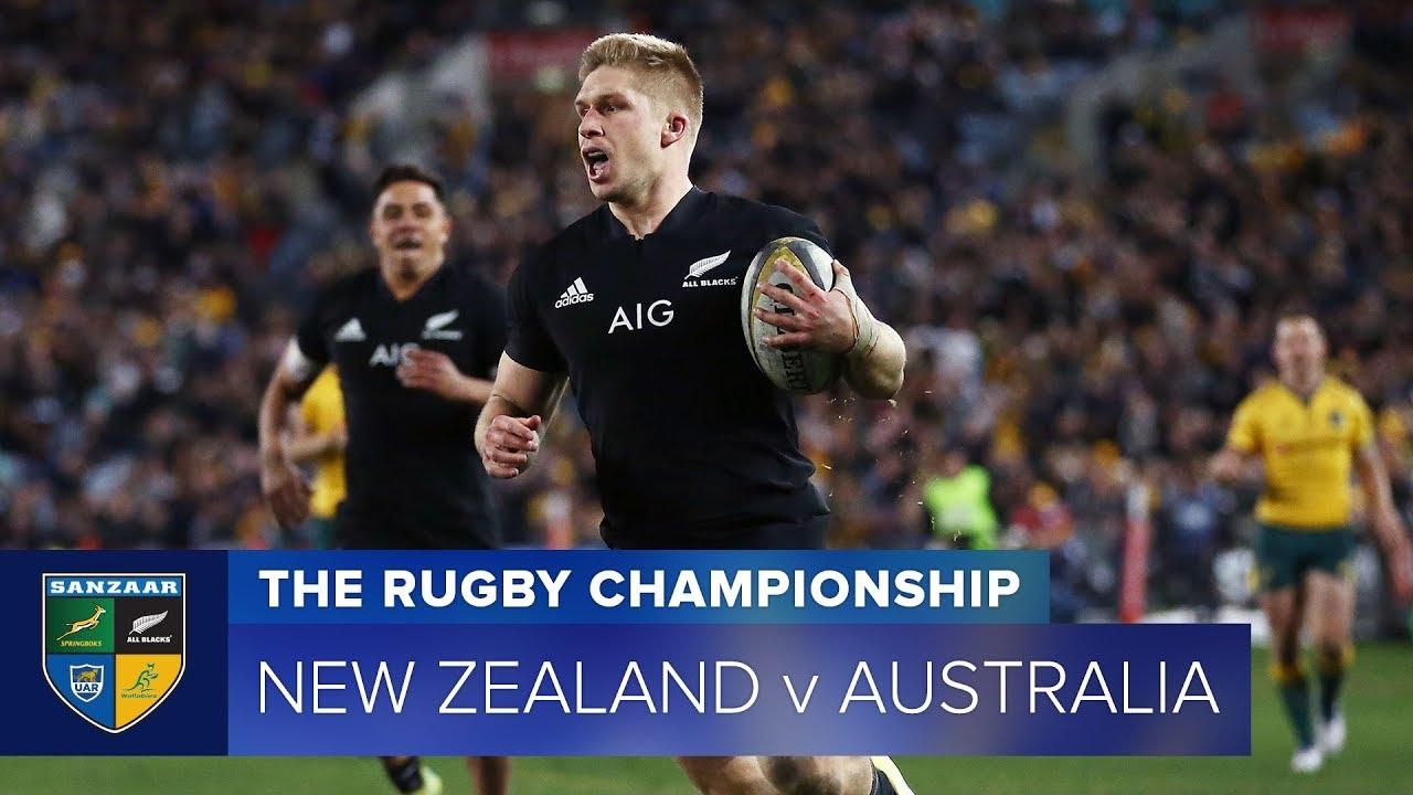 HIGHLIGHTS: 2018 TRC Rd 2: - New Zealand v Australia