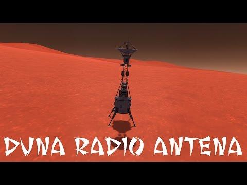 Duna Radio Antena in KSP