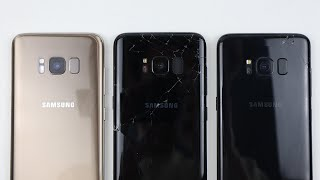 "Will they work? - $52 ""unfixable"" Galaxy S8 LOT"