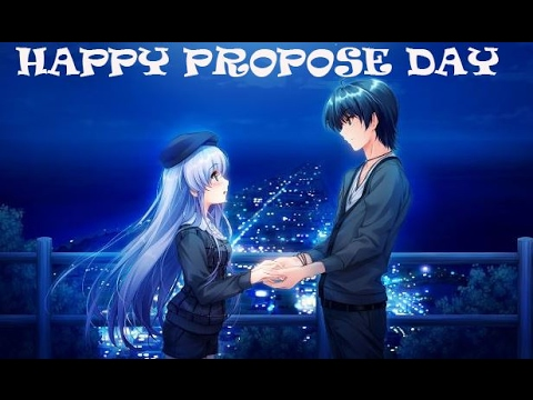 Propose Day // People Can Propose To Their Crush With Sweet Messages And  Gifts