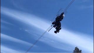 重型纜繩攝影系統-運動賽事攝影作業-應用案例參考