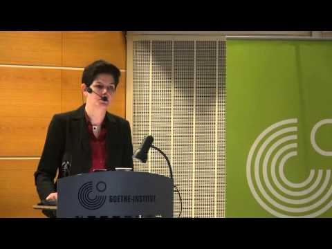 """Eva Bockenheimer: """"Where are We Developing the Requirements for a New Society?"""""""