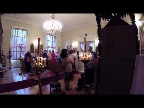 Russian Orthodox Wedding Service in English [Full]