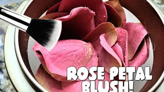 ROSE PETAL BLUSH!- FIRST IMPRESSION FRIDAY!