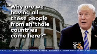 Trump Denies Using Vulgarity During DACA Meeting