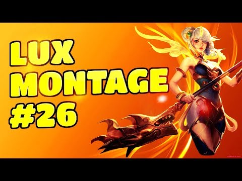 LUX MONTAGE - [OLuxanna] - Highlights #26 League Of Legends thumbnail