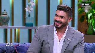 خالد سليم باللهجة الكويتية والمغربية والمصرية مع منى الشاذلي