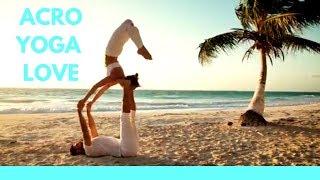 ACRO YOGA LOVE - by Liel & Michael