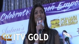 Sushmita Sen Talks To ITV Gold