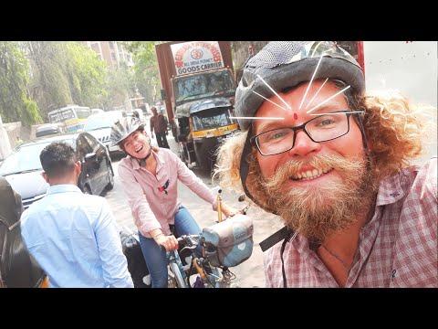 Die ersten Tage in Mumbai // Mit dem Fahrrad in Indien Ep. 1 - #54