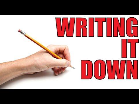 Czar Finance Ep1: Writing It Down