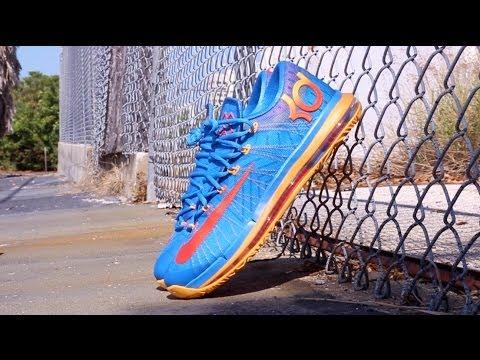 93ebb9584b23 Nike KD 6 Elite
