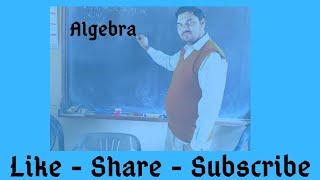 7.13 Algebra l Example on Synthetic Division l AP Rajesh Kumar